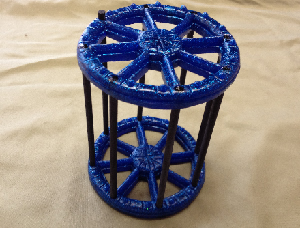 Blue Standard Cage - Made for any Dragon