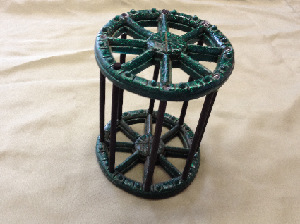 Green Standard Cage - Made for any Dragon