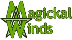 Logo Design for Magickal Winds