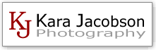 Logo Design for Kara Jacobson Photography