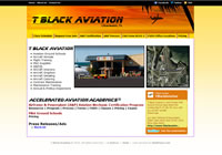 T Black Aviation, Designed, Marketed and Maintained by WebPaws.com