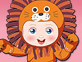 Babies as Animals Perfect Dress-Up played 1,034 times to date.  Let your imagination run wild–literally!