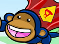 Bloons Super Monkey played 4,585 times to date.  Bloons Super Monkey Look! Up in the sky! It's a bird! It's a plane! It's...Super Monkey! And he's banana...