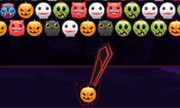 Bubble Hit: Halloween  played 991 times to date.  Burst theseHalloween bubbles with a haunting pop!