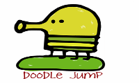 Doodle Jump played 448 times to date.  The latest doodling craze all your classmates are playing!