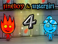 Fireboy and Watergirl 4: Crystal Temple played 471 times to date.  This duo bested the trials of three other ancient temples. Now they face the most mysterious one yet!