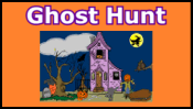 Ghost Hunt played 216 times to date. Can you find the ghost?