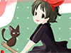 Kiki's Delivery Service played 300 times to date. The wonderful witch is searching for a spellbinding new style. Do you have any tips for her?