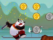Kungfu Panda 2 played 852 times to date.  Help the kungfu panda to collect more coins and get ranked