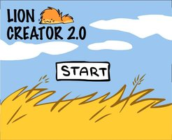 Lion Creator 2.0 played 16,894 times to date and played 361 times this month.  Create your own Lion with Lion Creator!
