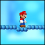 Marios Adventure 2 played 17,493 times to date and played 1,021 times this month.  Play as Mario in this 3D looking sequel to Mario's Adventure! Play through multiple levels collecting coins, pouncing on enemies, and making your way through small dangerous obstacles.