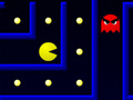 Pac-Man Advanced played 12665 times to date.  Eat all the food in the maze without letting the ghosts touch you. When you