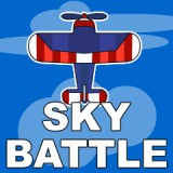 Sky Battle played 240 times to date. Become the lord of the clouds and conquer the skies, shoot 'em all! Sky Battle online.