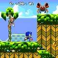 Sonic the Hedgehog - Basic Flash Sonic played 6,317 times to date.  You don't know how to play the classic Sega arcade game Sonic the Hedgehog? run quickly, jump on things, collect rings, run even more quickly, avoid dying