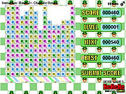 St Patrick's Remove 'Em played 698 times to date.  Click the Lucky Clover Tiles for Special Chain Bonuses!