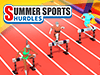 Summer Sports: Hurdles played 162 times to date.   Outrun the competition and jump over all hurdles to get that gold in this olympic-inspired simulation! Time your jumps perfectly as you race to the finish line, leaving your friends and opponents eating your dust! Combine in a PvP tournament with other Qlympics games to become the ultimate champion!