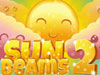 Sun Beams 2 played 164 times to date. Wanna make the sun shine again in the sequel to the popular Sun Beams? Click to make the dark clouds disappear in this fun sun shining game!