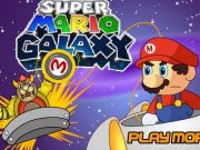 Super Mario Galaxy played 24,656 times to date. Princess Peach was kidnapped by King Koopa, Super Mario must fight hard to defeat the monsters in order to get Princess Peach back.