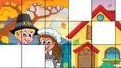 Thanksgiving Block Puzzle played 156 times to date.  Thanksgiving Puzzles. Drag the blocks from the outside to the inside to construct the image.  Refresh for different puzzles.