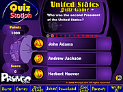 The United States Quiz Game played 1,624 times to date.  How much do you know about the USA?  Take the US Quiz