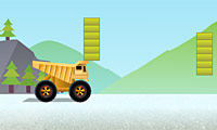 Truck Rush  played 897 times to date. Addictive finger-clicking fun for adrenaline junkies...
