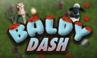 Baldy-Dash played 587 times to date.  Collect the farmers wigs before the time runs out!