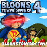 Bloons Tower Defense 4 played 7,633 times to date.   Bloons Tower Defense 4; The latest version of Bloons Tower Defense game, a great look forward to a higher version