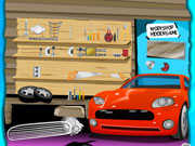 Car workshop played 2,853 times to date.  discover all of the hidden objects in the car workshop