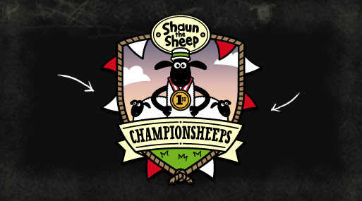 Championsheeps played 340 times to date.  Championsheeps features five cool mini games for you to play along with Shaun and the rest of