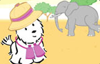 Coconut Safari played 1,097 times to date.  Join Coconut on this fun animal Safari