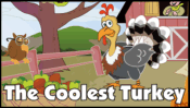 The Coolest Turkey played 4,008 times to date.  Help Turkey dress up for Thanksgiving.