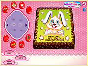 Easter Bunny Cake played 984 times to date.  Make an easter surprise cake for your family and friends