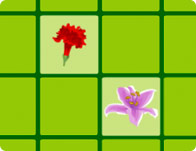 Flower Match played 51 times to date.  Train your memory using flower power!