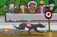 Gone to the Dogs played 3,400 times to date.  Gone to the Dogs is the latest in sports gambling on dog racing entertainment.