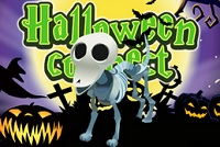 Halloween Connect played 173 times to date.  Mahjong Connect game for Halloween: remove all tiles.