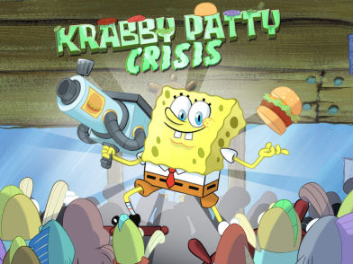 Krabby Patty Crisis played 43 times to date. Start slinging patties to help Spongbob feed these customers.