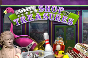 Little Shop of Treasures played 30 times to date. Little Shop of Treasures - Find all the hidden objects in each of the shops as you progress in the game.