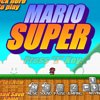 Mario Super played 10579 times to date.  Play as famous plumber named Mario. He is on journey now and must save princess Peach's life. Defeat evil Bowser and his minions in this colorful adventure filled with evil minions and bonuses.