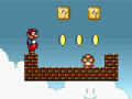 Mario Bros Flash played 89182 times to date.  Yet another Super Mario flash remake. It has a level editor so have fun