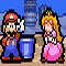 Mario's Time Attack played 6,012 times to date. Help Mario to save the princess