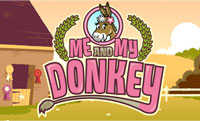 Me And My Donkey played 2,262 times to date. Select your Donkey and care for it for several days.  Feed it, keep it healthy and happy and you will be rewarded!