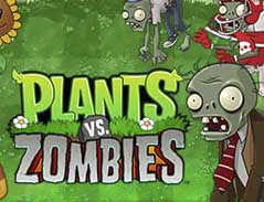 Plants vs Zombies played 718 times to date.  Get ready to soil your plants!