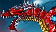 Robot Fire Dragon played 166 times to date. Build your very own Robot Fire Dragon in this totally cool toy builder game on the browser.