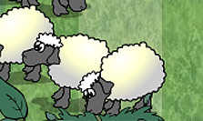 Sheep Dash! played 619 times to date.  Tiredness can affect your reaction times. See how alert you are with this game