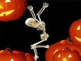Skeleton Rag Doll played 7,566 times to date.  take control of a skeleton rag doll and make it fall down through the numerous Pumpkins along the way