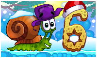 Snail Bob 6: Winter Story played 238 times to date.  Help Snail Bob have a very merry Christmas by keeping him alive in this puzzle-ridden winter wonderland.