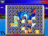 "Sonic Matchit played 1,038 times to date.  This is a Sonic the Hedgehog version of the classic ""Match the pairs of hidden picture cards"" puzzle game"