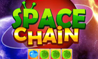 Space Chain played 446 times to date. Collect as much intergalactic treasure as you can before time runs out.