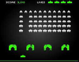 Space Invaders played 401 times to date.  Keep yoursefl safe, control your spaceship to knock out the invading space ships.