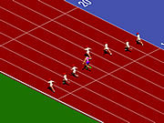 Sprinter played 3,089 times to date. You are given a chance to run a 100 meters sprint game. Run as fast as you can and beat all the competitors as you reach high levels.